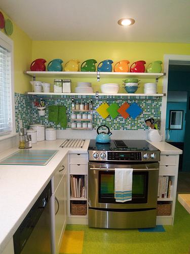 decoracao cozinha pequena simples: de cozinhas pequenas ideia decoracao destaque ideias para cozinha