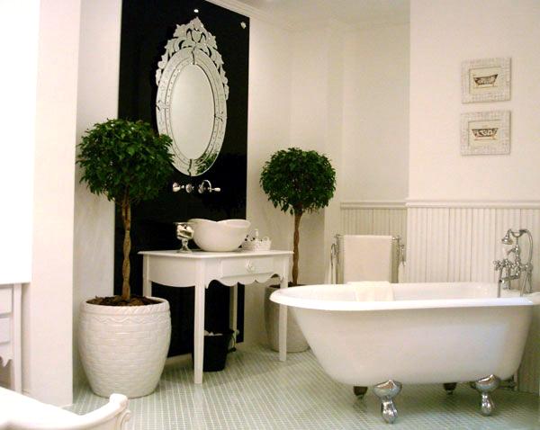 decorar lavabo antigo:Um toque clássico no seu banheiro: banheiras vitorianas – Idéias de