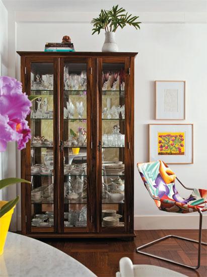 faca voce mesmo decoracao de interiores:Cristaleira na decoração